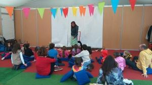 Contar con Bebés con Ana Griott Feria del Libro de Logroño 2014 (11)