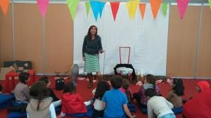 Contar con Bebés con Ana Griott Feria del Libro de Logroño 2014 (7)
