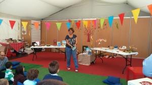 Lecturas Compartidas con Isabel Benito Feria del Libro de Logroño 2014 (6)