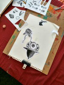 Taller de mentiras ilustradas, con Aitana Carrasco